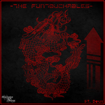 The Funtouchables- Pt. Deux cover art