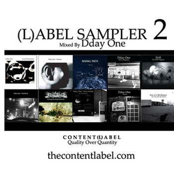 (L)abel Sampler 2 cover art