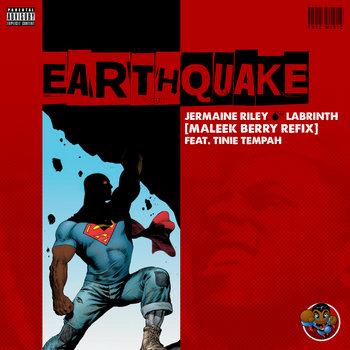 Earthquake (Maleek Berry Refix) cover art