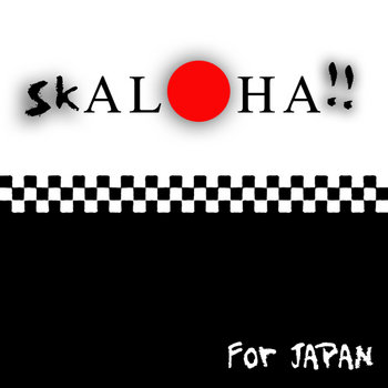 SkAloha!! For Japan cover art