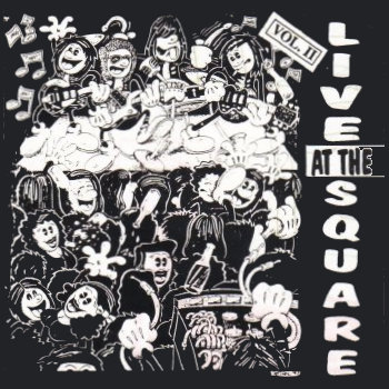 Live at the Square Vol II cover art
