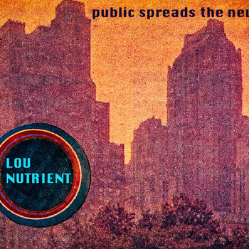 LOU NUTRIENT cover art