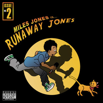 Runaway Jones cover art