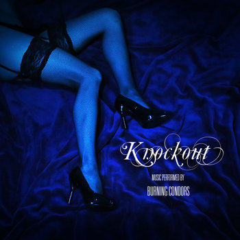 Knockout / Riot in the Streets - SINGLE cover art