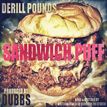 Sandwich Puff cover art