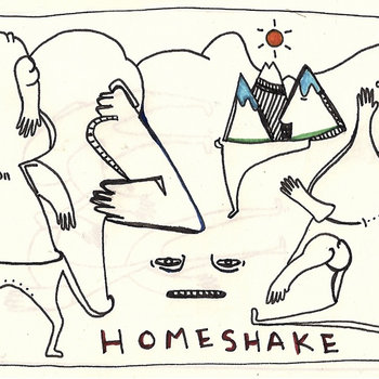 THE HOMESHAKE TAPE cover art