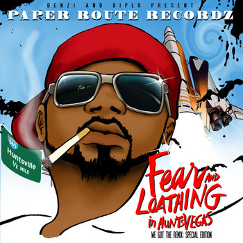 Fear & Loathing in HuntsVegas cover art