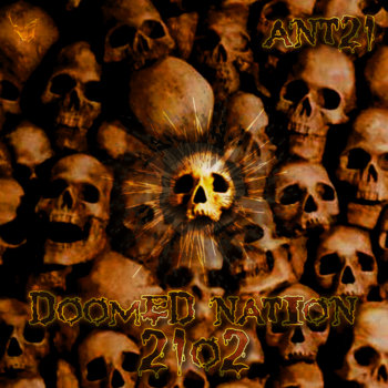 Various - Doomed Nation 2102 cover art