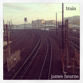 Train cover art