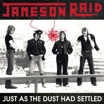 Just As The Dust Had Settled cover art