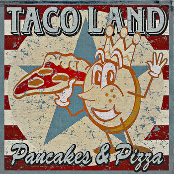 Pancakes and Pizza cover art