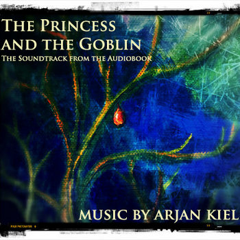 The Princess and the Goblin Soundtrack cover art