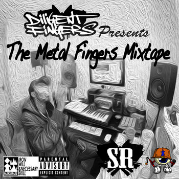 The Metal Fingers Mixtape cover art