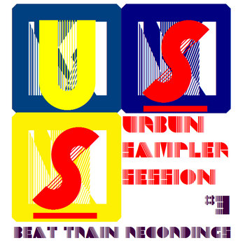 Urban Sampler Session #3 cover art