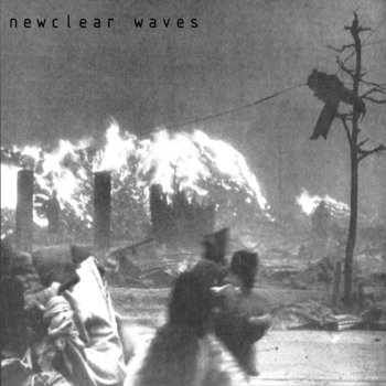 MNQ 002 Newclear Waves - S/T CD-R cover art