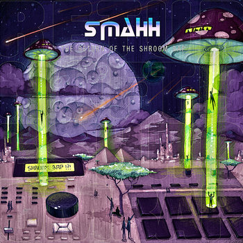 THE RETURN OF THE SHROOM BAP cover art