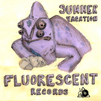 Fluorescent Presents: Summer Vacation cover art