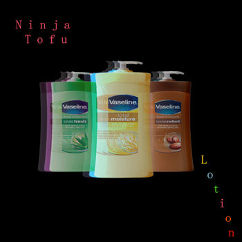 Lotion cover art