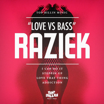 Love vs Bass cover art