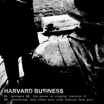 Harvard Business - Sampler cover art