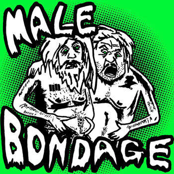 MALE BONDAGE cover art
