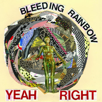 Yeah Right - LP cover art