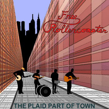 The Plaid Part of Town cover art