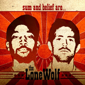 Sum and Belief are...The Lone Wolf cover art