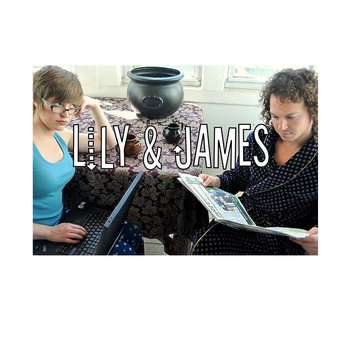Lily &amp; James Debut Album cover art