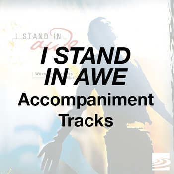 I Stand in Awe - Accompaniment Tracks cover art