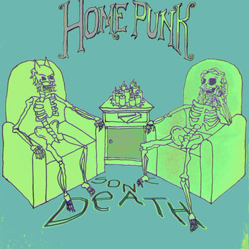 HOME PUNK cover art