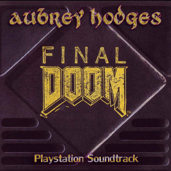 Final Doom Playstation: Official Soundtrack cover art