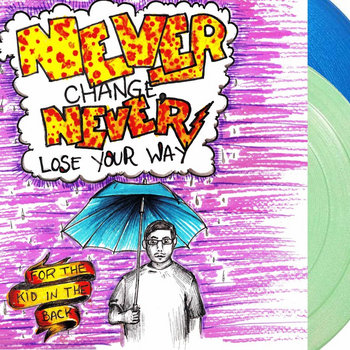 Never Change, Never Lose Your Way cover art
