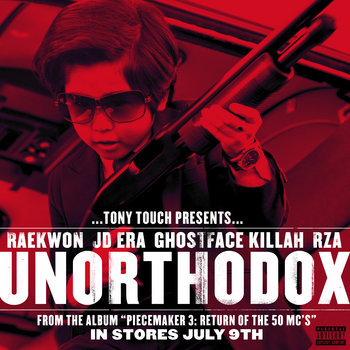 Unorthodox cover art