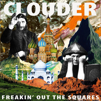 Freakin' Out The Squares cover art