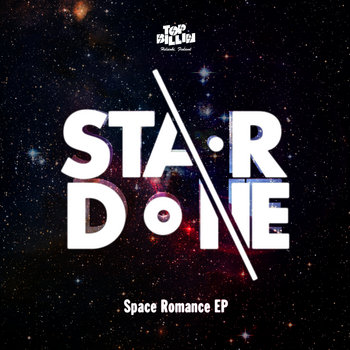 Space Romance EP cover art