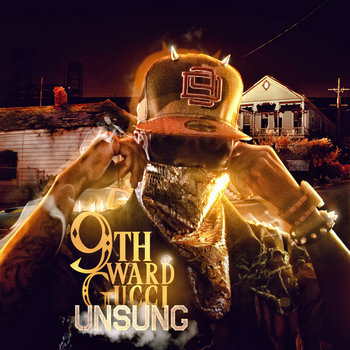 UNSUNG cover art