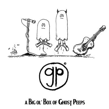 A Big Ol' Box of Ghost Peeps cover art
