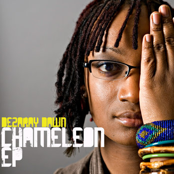 Chameleon EP cover art