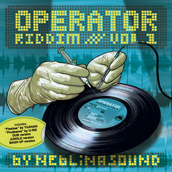 Operator Riddim Vol.1 cover art