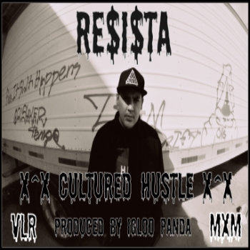 X^X Cultured Hustle X^X (Prod.Igloo Panda) cover art