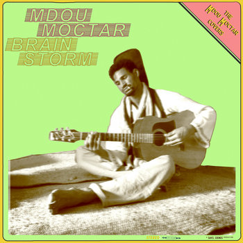 The Mdou Moctar Covers cover art