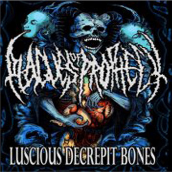 Luscious Decrepit Bones cover art