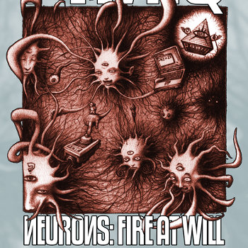 Neurons: Fire At Will cover art