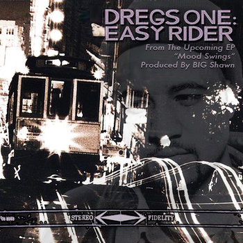 Easy Rider (single) cover art