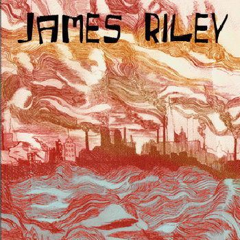 James Riley EP cover art