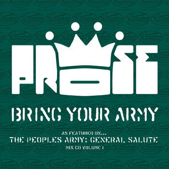 Bring Your Army (Original Version) cover art