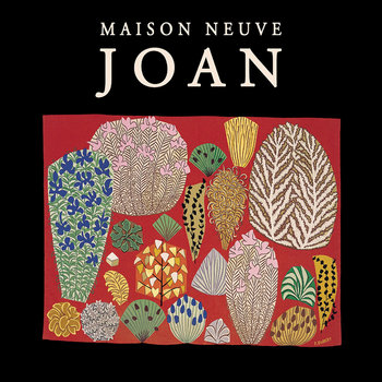 &quot;Joan&quot; cover art