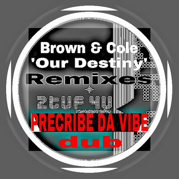 """Our Destiny"" Prescribe Da Vibe Remixes cover art"