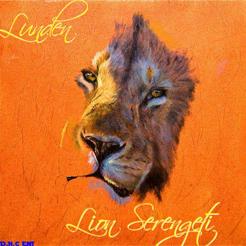 Lion Serengeti cover art
